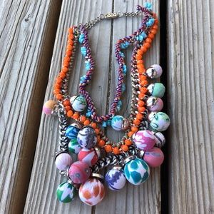 Stunning Festival Ready Necklace!